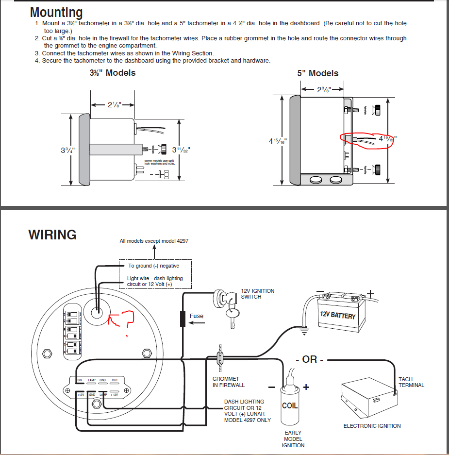 Find Out Here Autometer Gauge Wiring Diagram Download.html