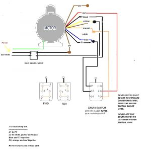 Baldor 5hp Motor Wiring Diagram - 2 Hp Baldor Motor Wiring Diagram Diagrams Schematics Outstanding Electric 12e