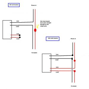 Baseboard Heater thermostat Wiring Diagram - Double Pole thermostat Wiring Diagram Download Wiring Diagram for Double Pole thermostat Readingrat Net New 7r
