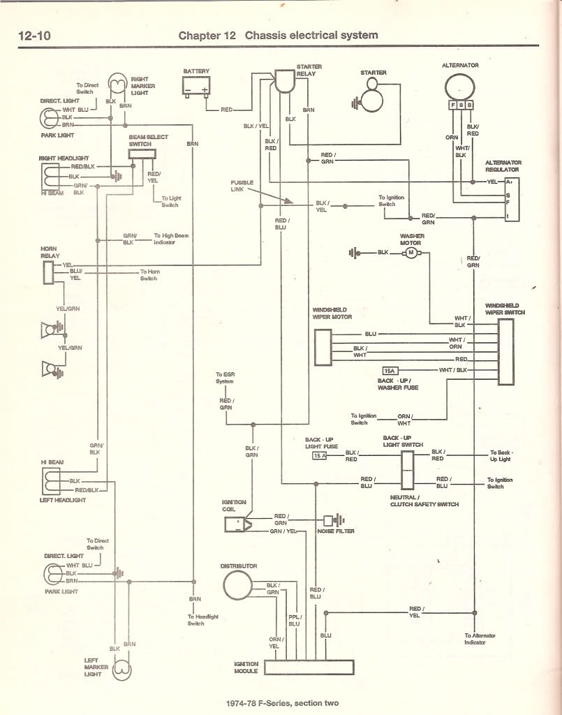 beaver motorhome wiring diagram Download-Beaver Motorhome Wiring Diagram Unique ford Truck Information and then some ford Truck Enthusiasts 19-k