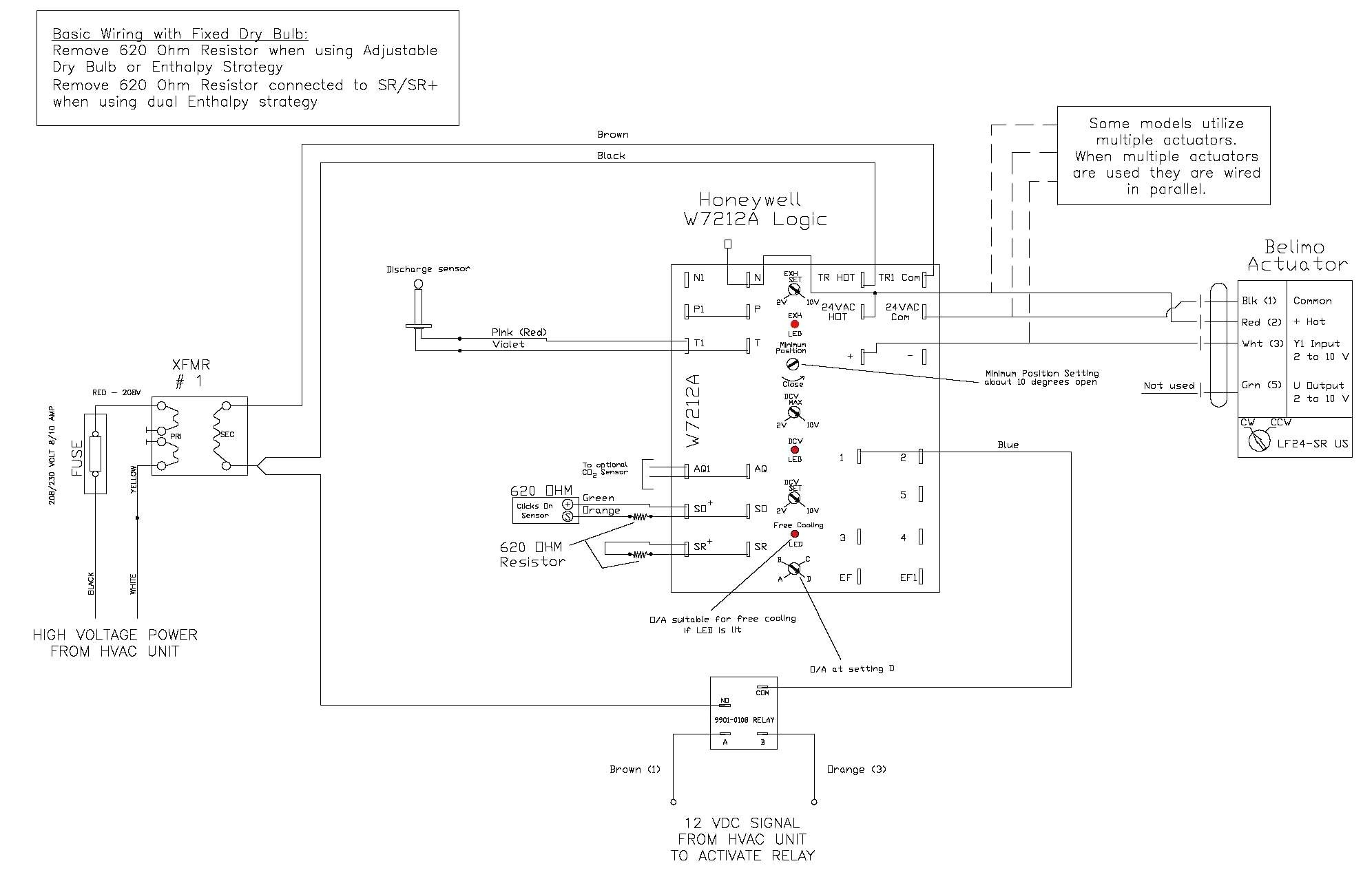 belimo tfb120 s wiring diagram Collection-Wiring Diagram For Honeywell Motorised Valve Save Honeywell Actuator 3-t