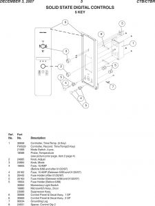 Blodgett Ef 111 Wiring Diagram - Page 5 Of 12 Blod T Blod T Ctb Users Manual Ctb 2t