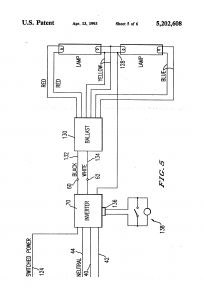 Bodine B50 Wiring Diagram - Lighting Ballast Wiring Diagram Best Bodine Emergency B50 In Rh Acousticguitarguide org 8i