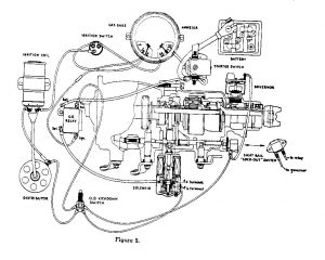 Borg Warner Overdrive Wiring Diagram - Our 12b