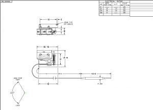 Capillary thermostat Wiring Diagram - 351 3i
