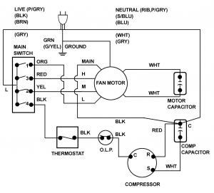 Car Air Conditioning System Wiring Diagram Pdf - Ideal Elegant Air Conditioner Wiring Diagram Pdf Diagram Central Air Conditioning System Pdf Zh3 9b