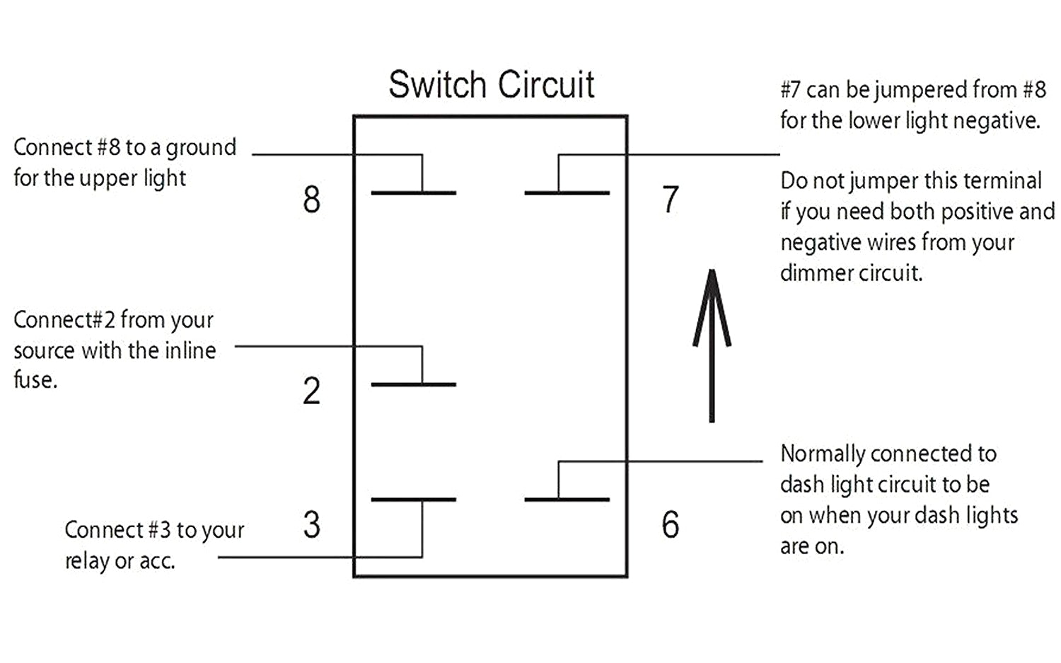 Get Carling Technologies Rocker Switch Wiring Diagram Sample