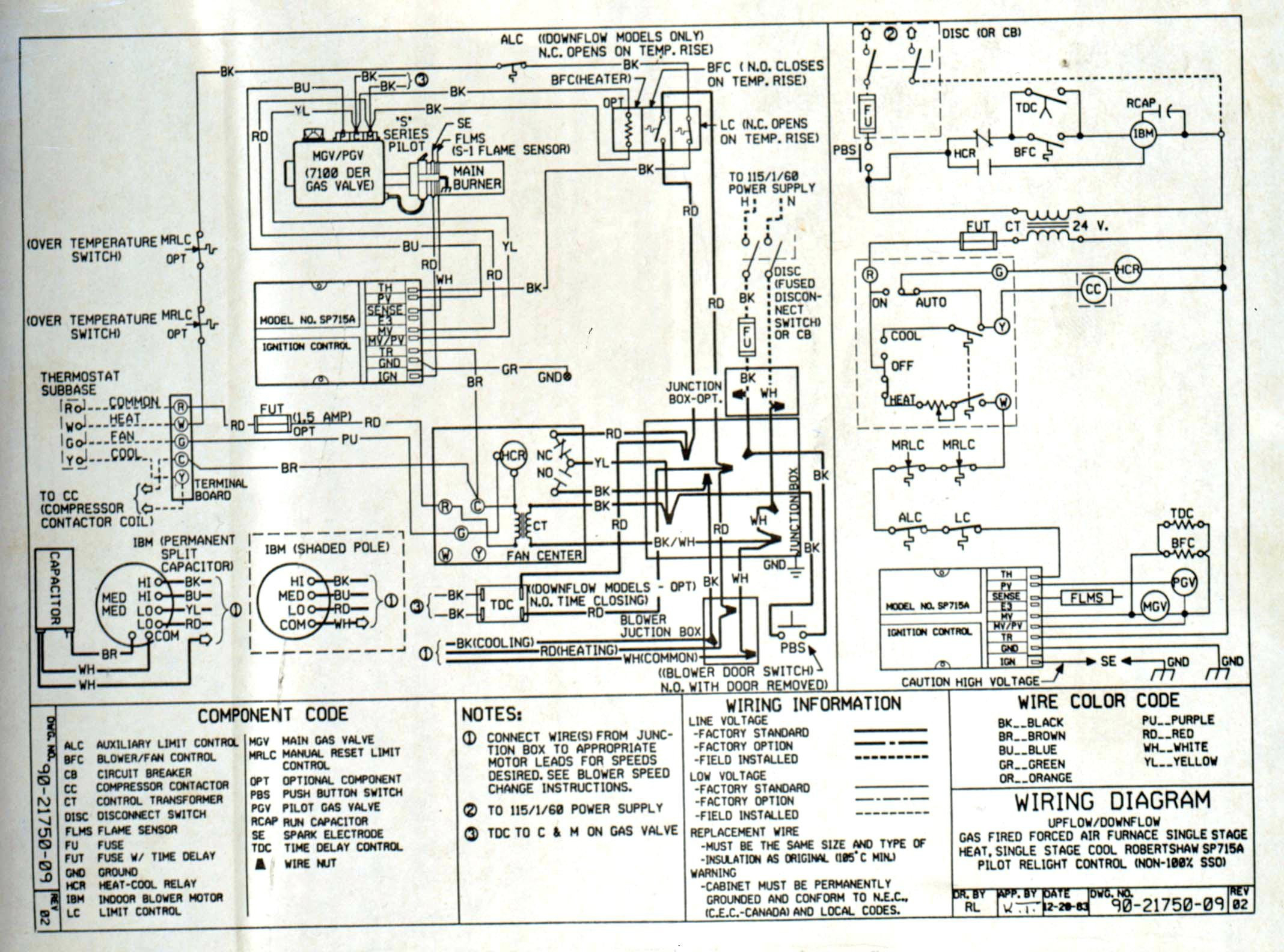 carrier furnace wiring diagram Collection-Carrier Furnace Wiring Diagram New Wiring Diagrams For Gas Furnace Valid Refrence Wiring Diagram For 11-f