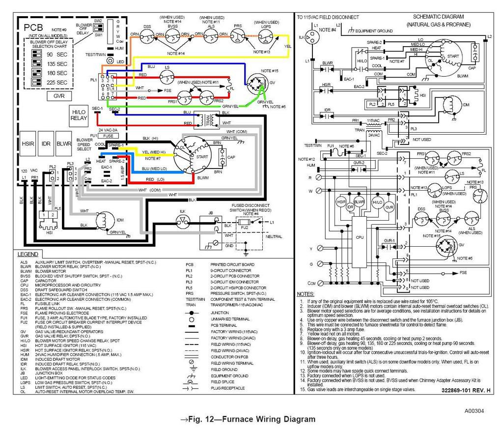 35 Furnace Wire Diagram