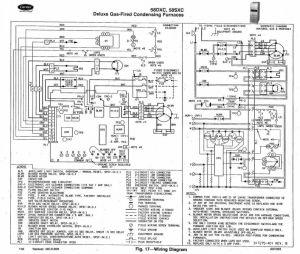 Carrier Furnace Wiring Diagram - Payne Furnace Parts Diagram My Carrier High Efficiency for Wiring 16c