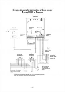 Chamberlain Garage Door Opener Sensor Wiring Diagram - Wiring Diagram for A Chamberlain Garage Door Opener Valid Genie Fancy Sensor 17m
