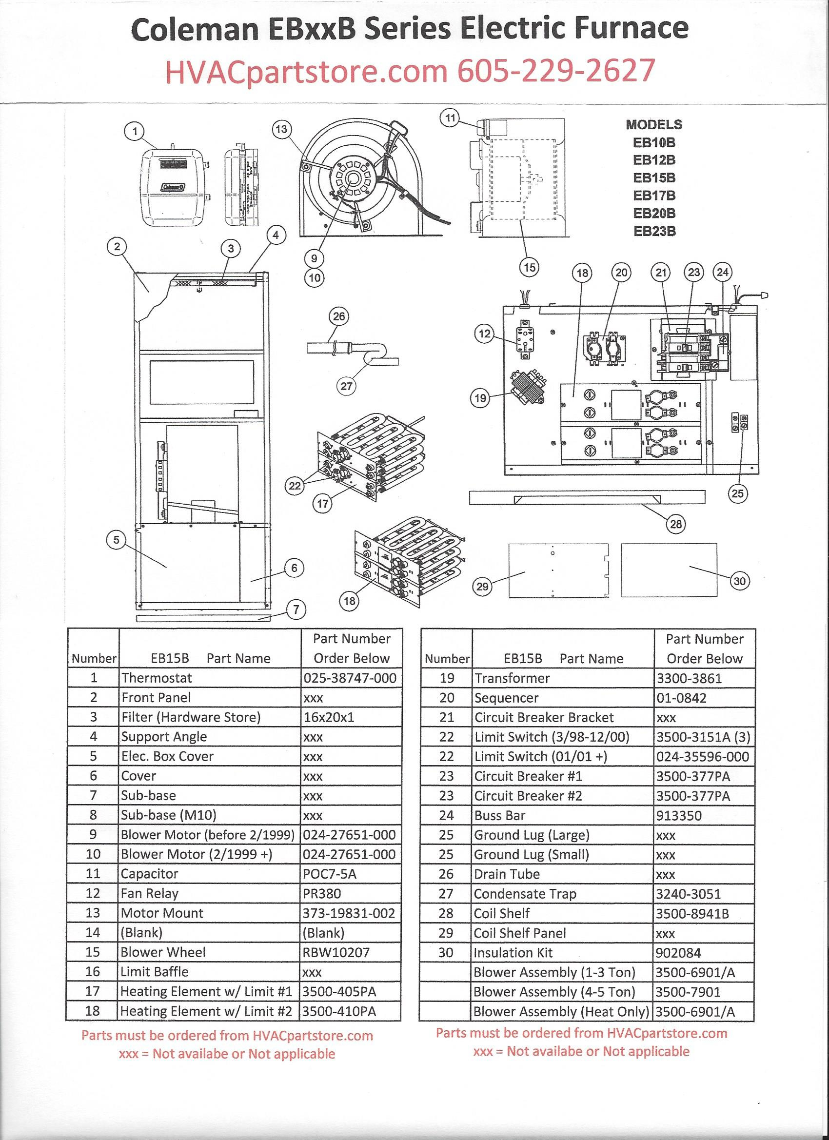 coleman electric furnace wiring diagram Collection-Intertherm Electric Furnace Wiring Diagram 7-s