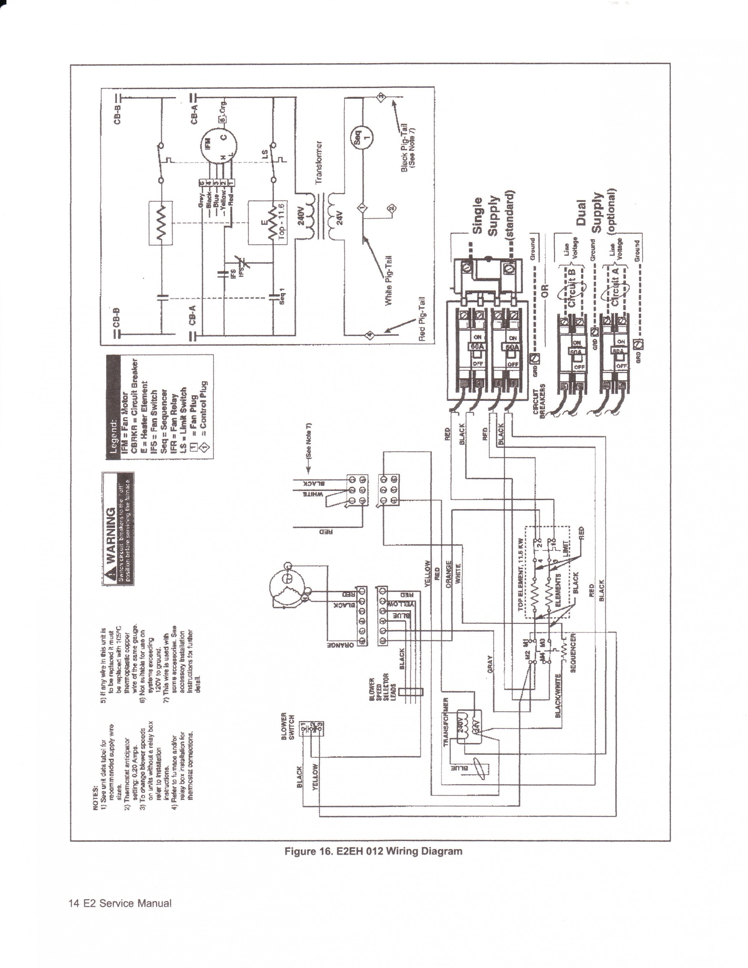 Evcon Thermostat Wiring Diagram | Wiring Diagram on