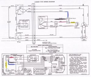 Coleman Rv Air Conditioner Wiring Diagram - Coleman Rv Air Conditioner Wiring Diagram Unique Excellent Coleman 2 Wire thermostat Ideas Electrical and Wiring 17m