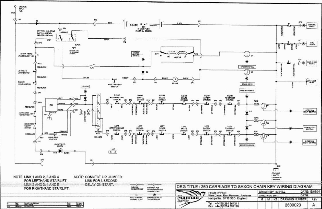 concord liberty stair lift wiring diagram Download-Stannah Stair Lift Wiring Diagram 17-e