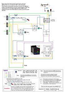 Control 4 Wiring Diagram - Control 4 Wiring Diagram Unique Excellent 220 Volt Pid Wiring Diagram Electrical Circuit 4b