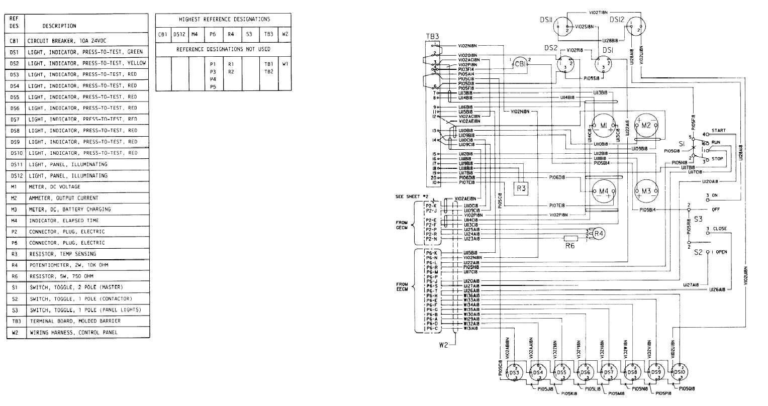 Get Control Panel Wiring Diagram Pdf Sample