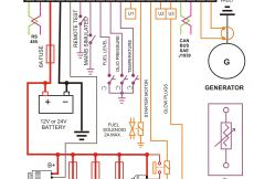 Control Panel Wiring Diagram Pdf - Perkins Generator Wiring Diagram Save Olympian Generator Control Panel Wiring Diagram Inside Sel 12m