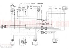 Coolster 125cc atv Wiring Diagram - Diagram Likewise Chinese atv Wiring Diagrams On Coolster atv 125cc Rh Gistnote Co 17h