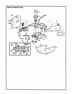 Craftsman Garage Door Opener Wiring Diagram - Genie Garage Door Opener Parts Diagram Lovely Genie Garage Door Craftsman Garage Door Opener Wiring 5e