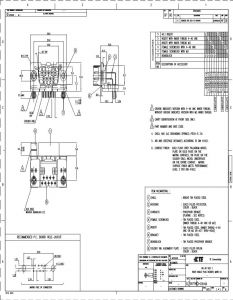 D Sub 9 Pin Connector Wiring Diagram - Enlarge 7p