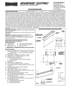 Da Lite Motorized Screen Wiring Diagram - Da Lite Motorized Screen Wiring Diagram Awesome Da Lite Projection Screens Wiring Barbie Jeep Wrangler Wiring 11n