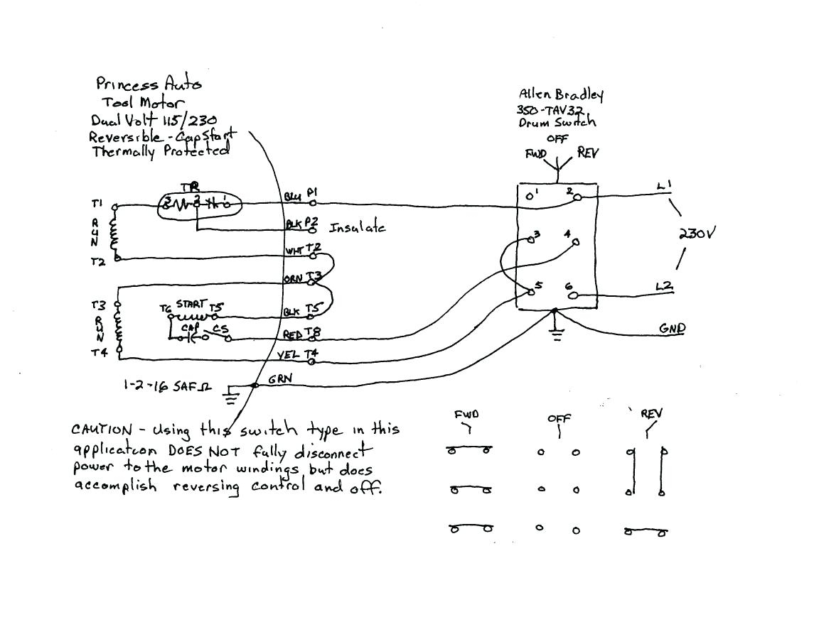 Dayton Relay Wiring. . Wiring Diagram on
