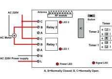 Dayton Time Delay Relay Wiring Diagram - Wiring Diagram Inverter Omron New Time Delay Relay Wiring Diagram Rh Sandaoil Co 12 Volt Time 9n