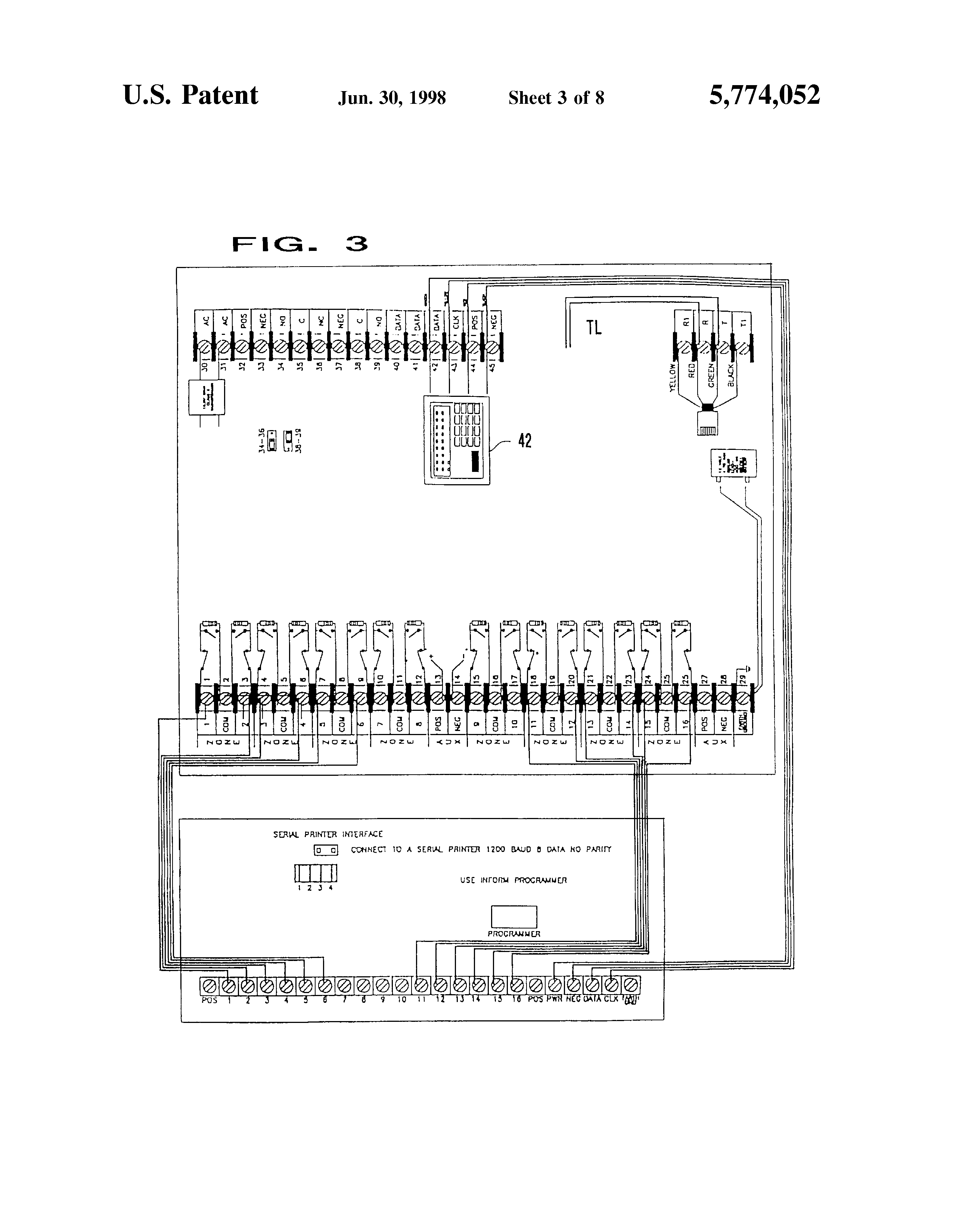 diebold atm alarm wiring diagram Download-Diebold atm Alarm Wiring Diagram Unique Patent Us Monitoring and Alerting System for Buildings 18-r