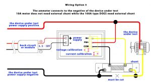 Digital Volt Amp Meter Wiring Diagram - Digital Volt Amp Meter Wiring Diagram Lovely Digital Multimeter Circuit Using Icl7107 the Full Diagram 11e