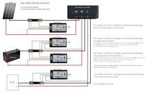 Digital Volt Amp Meter Wiring Diagram - Fancy Amp Meter Wiring Diagram Embellishment Best for 16k
