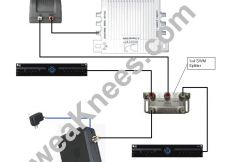 Direct Tv Satellite Dish Wiring Diagram - Direct Tv Satellite Dish Wiring Diagram 5f
