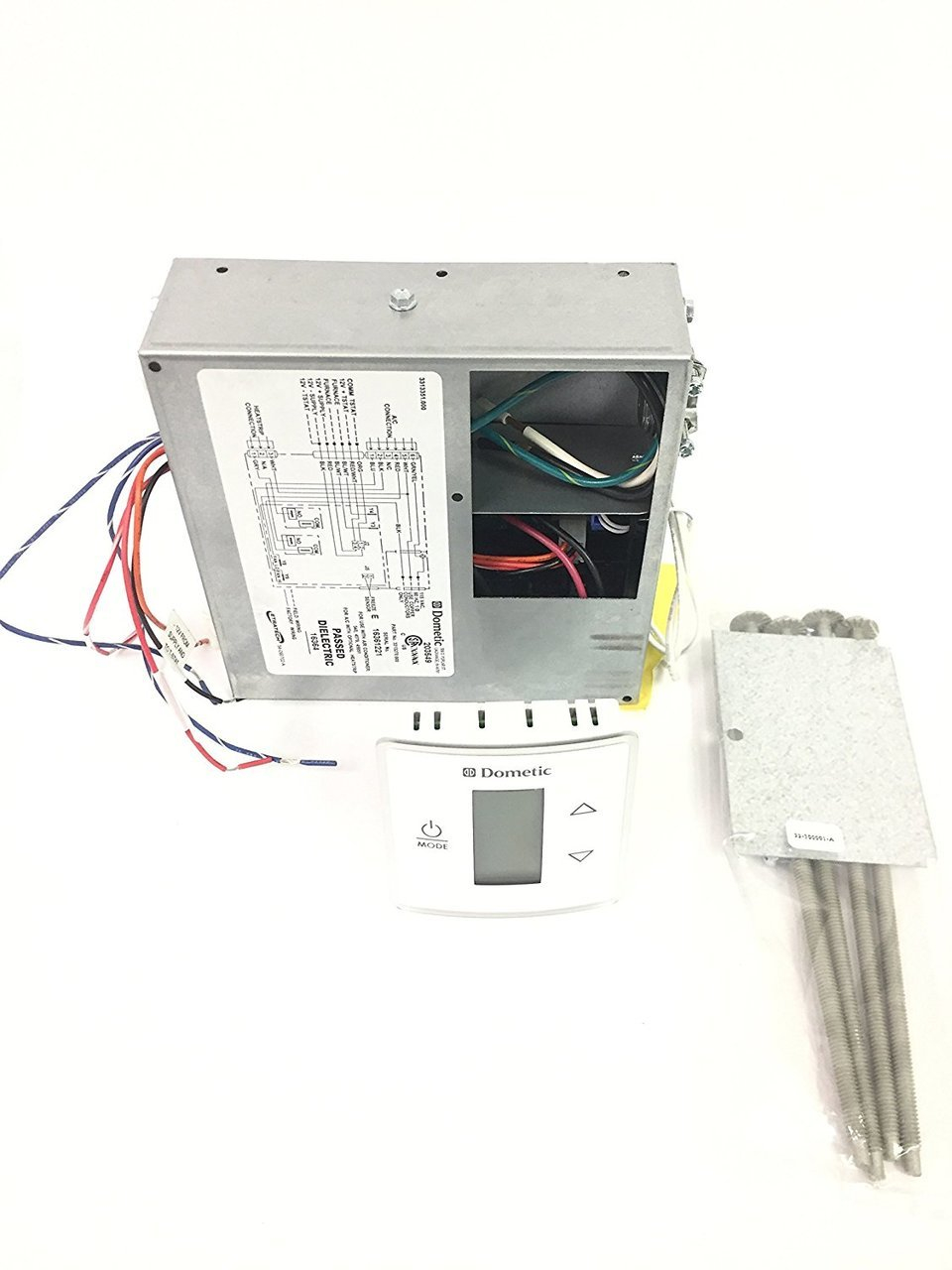 Gallery Of Dometic Capacitive Touch Thermostat Wiring