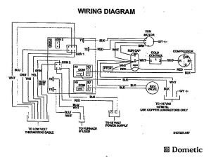 Dometic thermostat Wiring Diagram - Dometic Ac Wiring Diagram Free Wiring Diagram Rv Ac Wiring Diagram House Mifinder Co Amazing 2b