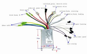 E Bike Controller Wiring Diagram - Wiring Diagram Electric Bike Inspirationa Wiring Diagram Electric Scooter Wiring Diagram Luxury Razor Epunk 15s