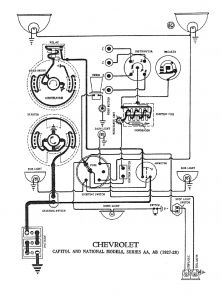 Electric Fireplace Wiring Diagram - 1927 Capitol & National Models 1928 1928 Wiring Diagrams 14q