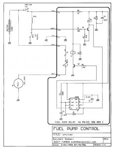 Electric Fuel Pump Wiring Diagram - Electric Fuel Pump Wiring Diagram Lovely How to Rewire Install Fuel 6m
