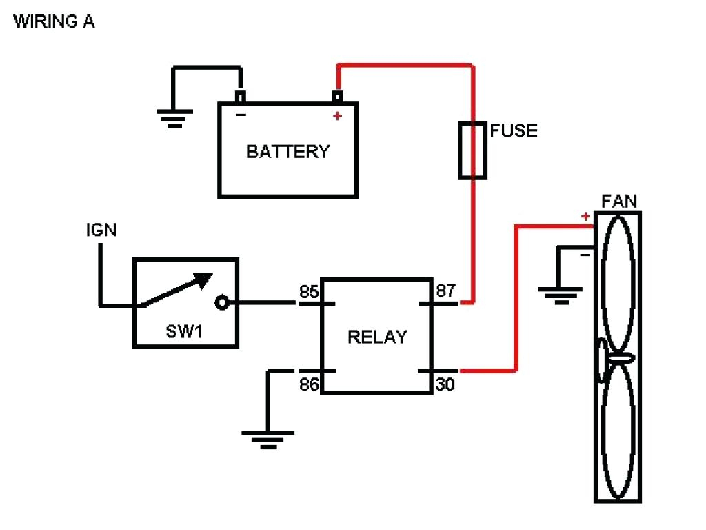 Find Out Here Electric Furnace Fan Relay Wiring Diagram Download