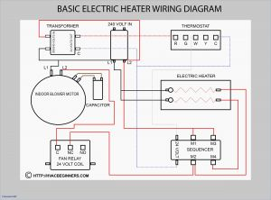 Electric Heat Strip Wiring Diagram - Electric Heat Strip Wiring Diagram Lovely Simple Goodman 14c