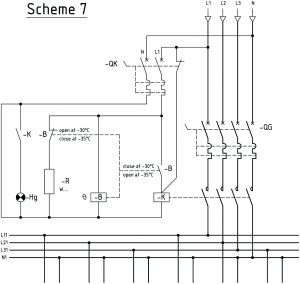 "Electrical Panel Board Wiring Diagram Pdf - Wiring Diagram Overcurrent Relay Refrence Further Electrical Dimensional Parameters for ""panel Boards 2t"