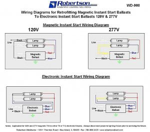 Electronic Ballast Wiring Diagram - Electronic Ballast Wiring Diagram Fresh Ballast Wiring Diagram Splendid Appearance Robertson isl 18f