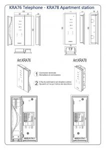 Elvox Intercom Wiring Diagram - Elvox Inter Wiring Diagram Beautiful Videx Installation Instructions 16d