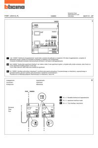 Elvox Intercom Wiring Diagram - Elvox Inter Wiring Diagram Elegant Bticino Wiring Diagrams 19c