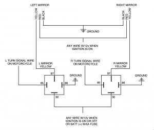 Extreme Tactical Dynamics Wiring Diagram - Rivco Dual Relay Diagram 16f