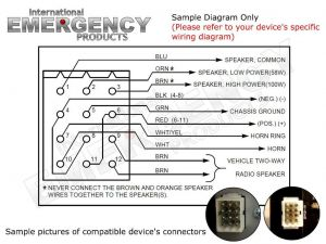 Federal Signal Pa300 Wiring Diagram - Category Wiring Diagram 114 Federal Signal Pa300 Wiring Diagram Sample 13s
