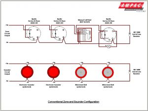 Fire Alarm System Wiring Diagram - Fire Alarm Wiring Diagram for System and In Smoke Detector Pdf A Pull Station 8 12m