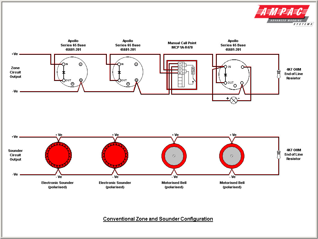 Collection Of Fire    Alarm    System    Wiring       Diagram    Download