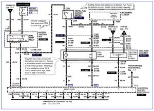 Ford Expedition Wiring Diagram - 2000 ford Fuel Pump Wiring Wiring Rh Westpol Co 15k