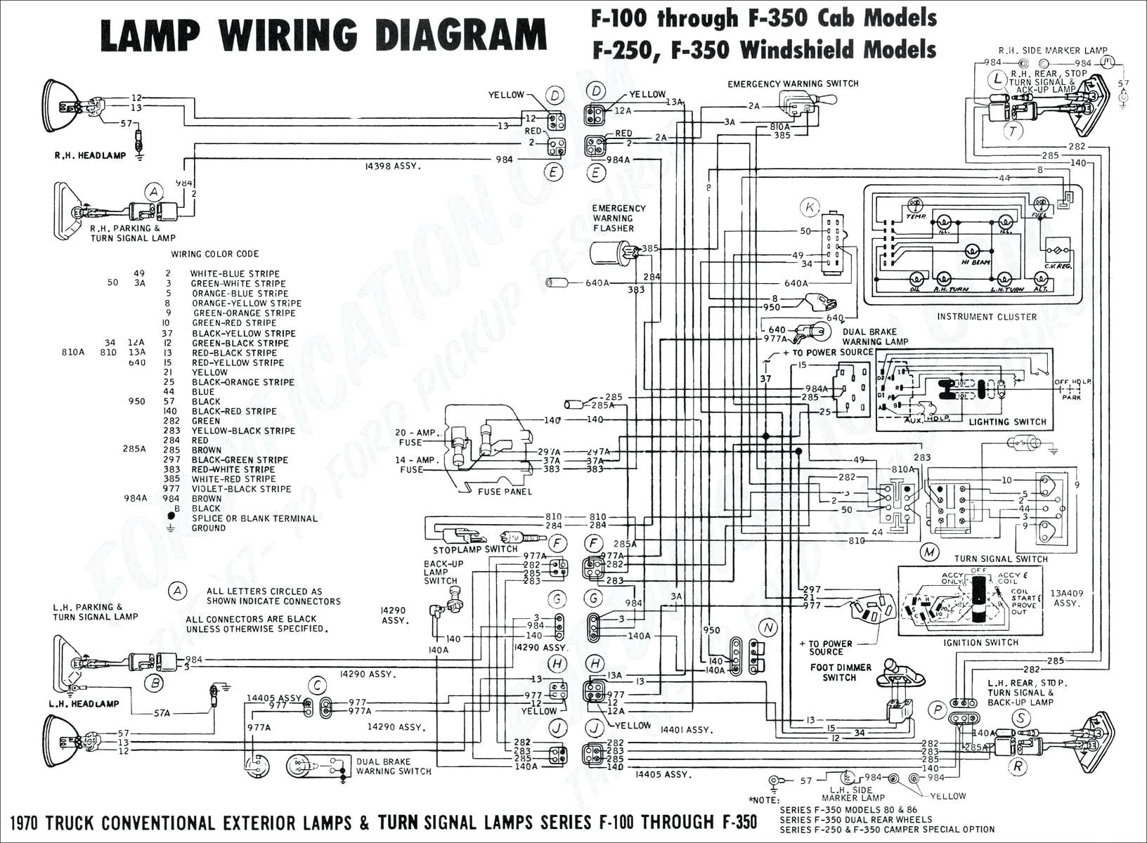 ford f150 engine wiring harness diagram Download-Wiring Diagram ford F150 Trailer Lights Truck Best ford Engine Diagrams 1997 Ranger Diagram Wiring Harness 13-n