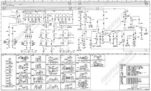 Ford F250 Wiring Diagram - 1973 ford F250 Wiring Diagram Line Fresh 1973 1979 ford Truck Wiring Diagrams & Schematics 16a